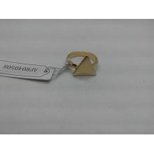 Простые геометрические кольцо новые украшения