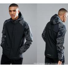 Flash Reflective Jacket in Black