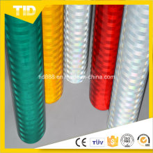 Metallized Reflective Tape Comply with En12899 for Plastic Barrier