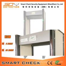 Smart Check Secugate 550m Door Frame Metal Detector