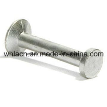 Betão Pré-fabricado Hardware de Construção Swift Lifting Pin Anchors (1.3TX45mm)