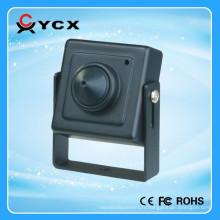 Mini caméras de vidéosurveillance de sécurité vidéo caméras cachées de 700TVL de 800TVL 1000TVL populaires
