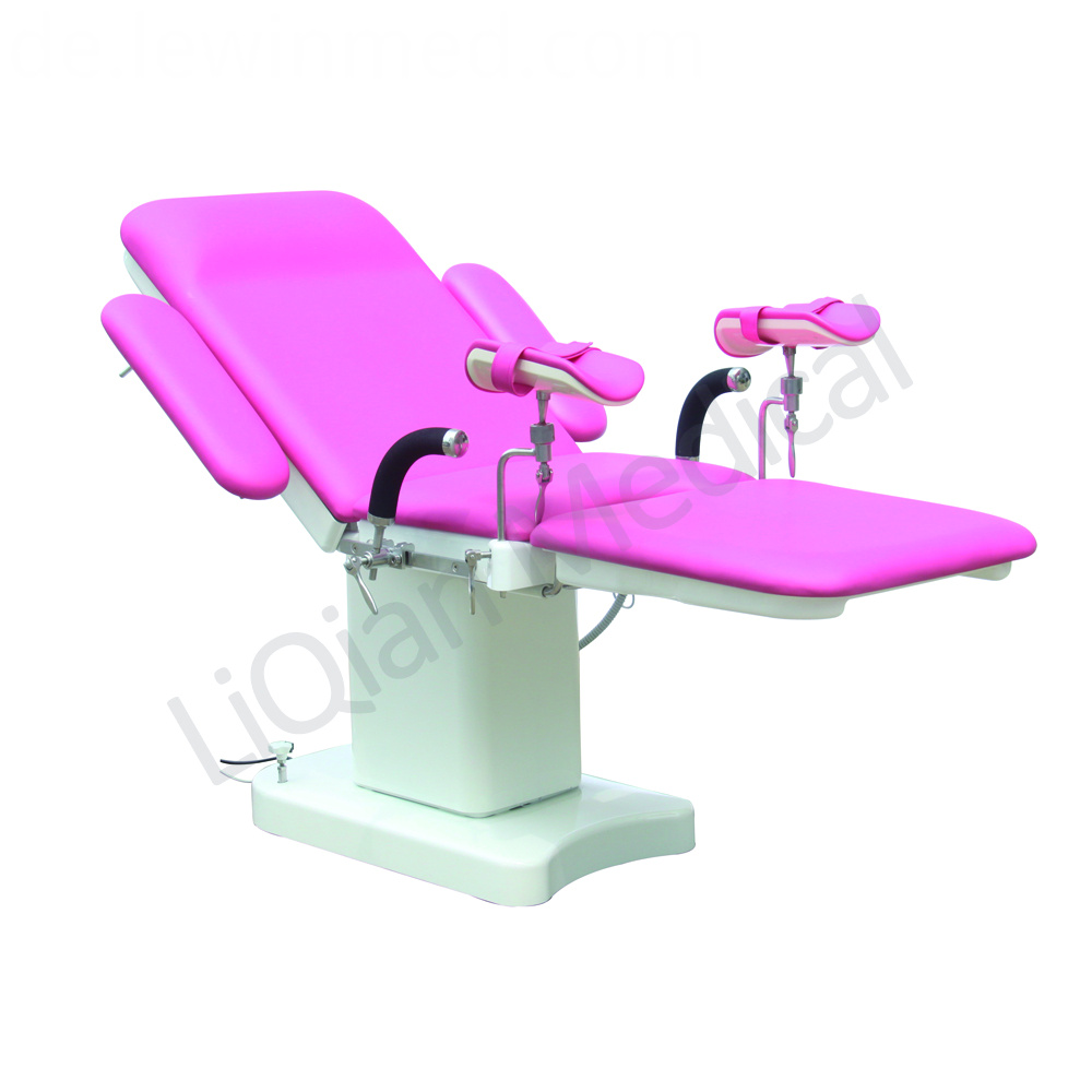 Delivery hospital bed suitable female