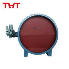 Motor shutter damper louvers valve for cement plant