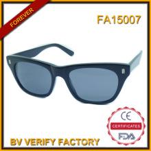 Fa15007 итальянский бренд высокое качество ацетата солнечные очки