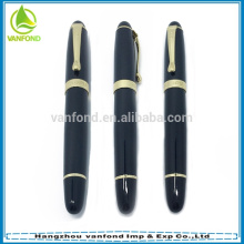 High quality metal engraving fountain pen for business promotion