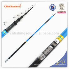 BOLOR006 hecho en china proveedor venta caliente productos de pesca de China caña de pescar mejor varilla de boloñesa