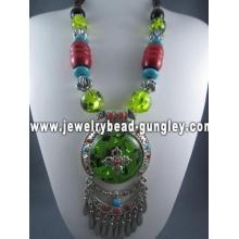 Sistema de collar de la joyería de moda