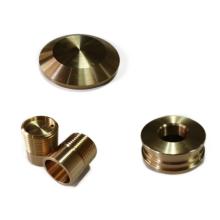 Kundenspezifischer Messing-Drehfräser CNC-Bearbeitung Rapid Prototype