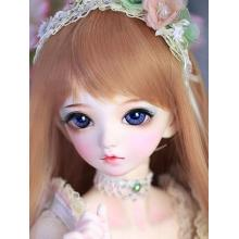 Boneca Elegance 1/2 boneca Calandra 78cm