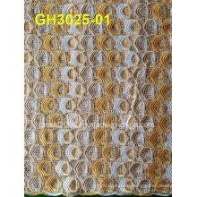 Latest Multi Color Cord Lace (GH3025-01)