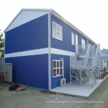 Maison modulaire pour la solution d'hébergement