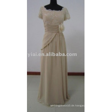 Strand Mutter der Braut Abendkleid Kurzarm MD8006