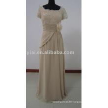 Beach Mother Of The Bride Evening Dress Short Sleeve MD8006