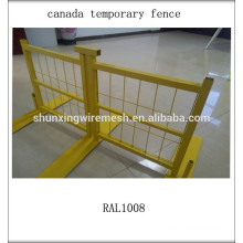 Used temporary fence, temporary fencing for dogs