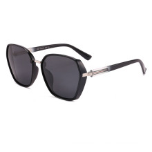 Good quality Most Popular Polarized UV400 Women New Model oversize sun glasses