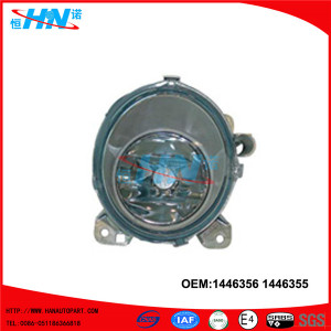 Outside Fog Lamp 1446356 1446355 Truck Parts