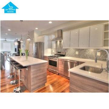 popular modern modular MDF MFC customized kitchen hanging cabinet