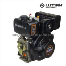 Одноцилиндровый 4-тактный дизельный двигатель (LT178F/FA)