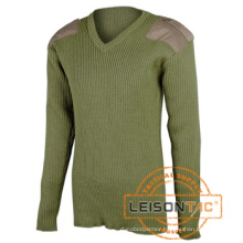 Commando Sweater Military Pullover with Superior Quality Cotton/Polyester