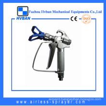 Aluminum and Copper Spray Gun with CE