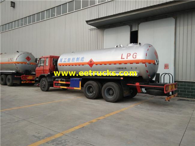 20 CBM Propane Transportation Trucks