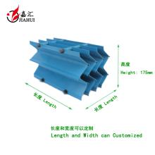 Eliminador de deriva de tratamiento de agua de PVC PP