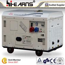 Générateur diesel silencieux Dg12000se (8.5KW)