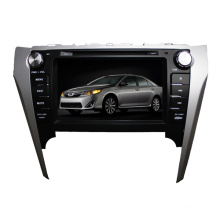 Ajuste de 2DIN coches reproductor de DVD para Toyota Camry 2012-2014 Asia versión Radio Bluetooth TV estéreo sistema de navegación GPS