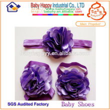Baby Säugling Stirnband gesetzt Sommer $ 1 Dollar Schuhe Hersteller