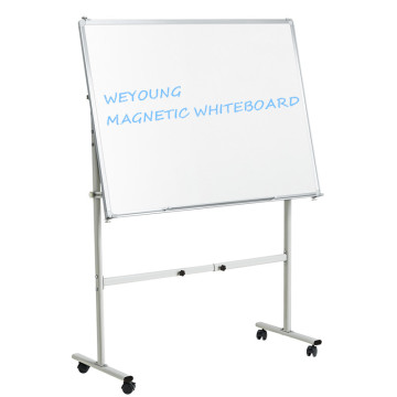 Magnetic Dry Erase Writing Whiteboard mit Rollen