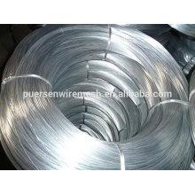 Matériau de levage Fil galvanisé / Fil de fer galvanisé (fil de fer à faible teneur en carbone Q195)