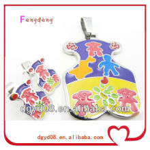 New Arrival fashion Wholesale Stainless Steel Jewelry Sets