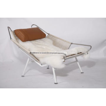 Flag Chaise longue moderne Halyard