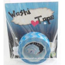 cinta japonesa del washi al por mayor, cinta impermeable de Washi de la Navidad, cinta del washi
