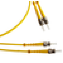 ST / PC-ST / UPC cordon de raccordement de fibres extérieures prix bon marché en fibre optique
