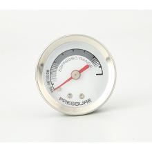 Jauge de pression de vapeur de manomètre de machine à café de bonne qualité de vente chaude
