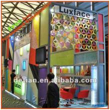Modularer Aufbau Aluminium Ausstellungsstand Messestand Ausstellungsstand Display mit freiem Design in Shanghai für Ausstellung