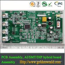 Assemblage rigide de carte PCB flexible Fabricant d'électronique avec le service de conception