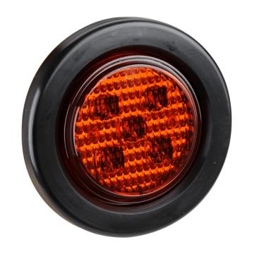 Red Emark Auto End Outline Clearance Lamps