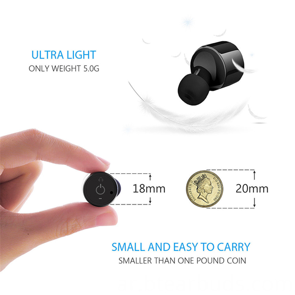 X1t Bluetooth Earpiece