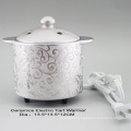 15CE23902 Silver Plated Electric Tart Warmer