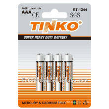 with CE/SGS for aaa r03p 1.5v super heavy duty batteries with good quality