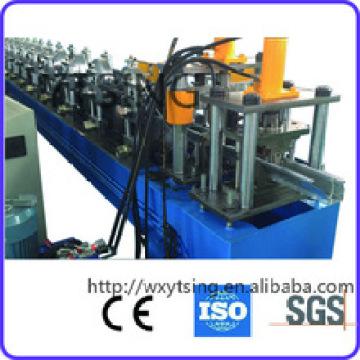 El fabricante profesional de pasado CE e ISO YTSING-YD-7105 rodillo de la pipa de la lluvia que forma la máquina / el rodillo ex