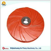 Centrifugal Slurry Pump Polyurethane Impeller