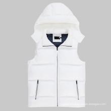 2017 fashion black knited vest