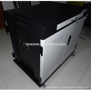 2016 armário de estação de carregamento de segurança de armazenamento de metal utilitário ZMEZME