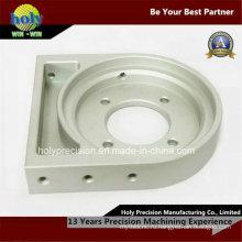 Микро Millling механической обработке / CNC алюминия подвергая механической обработке часть