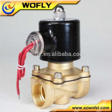 316 Stainless steel water solenoid valve 24v