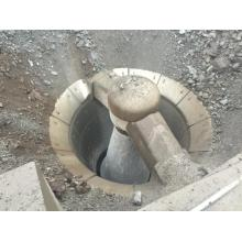 Серия конусных дробилок Gyratory для горнодобывающей промышленности